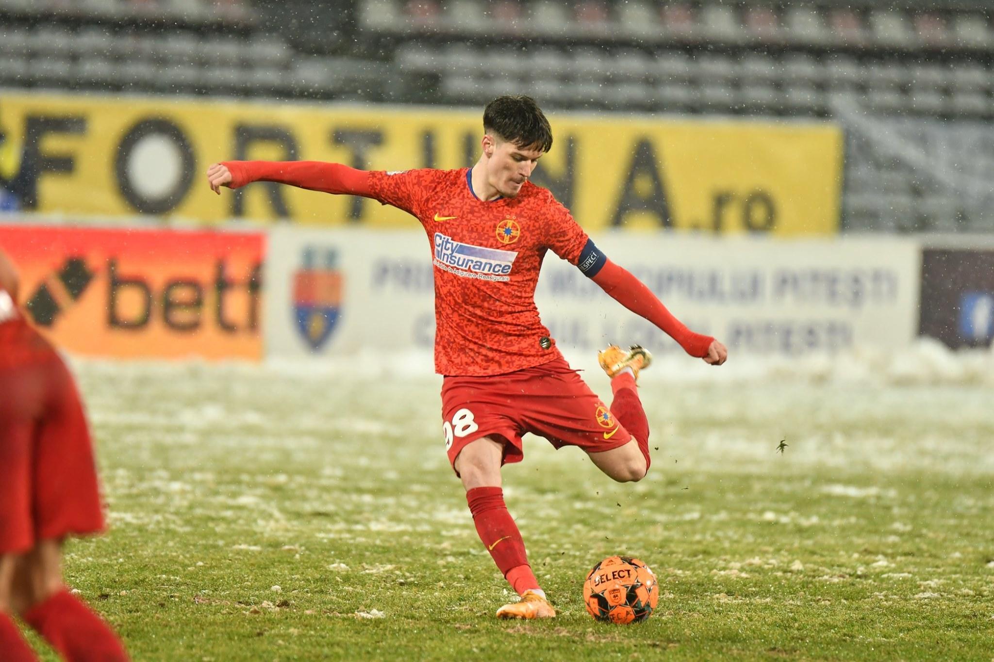 FC ARGEȘ - FCSB 0-0