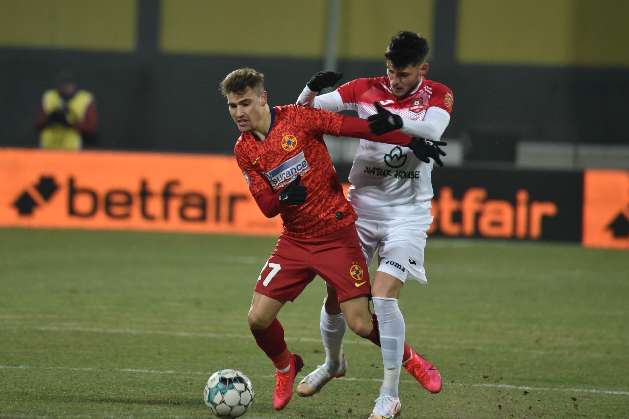 HERMANNSTADT - FCSB 1-0