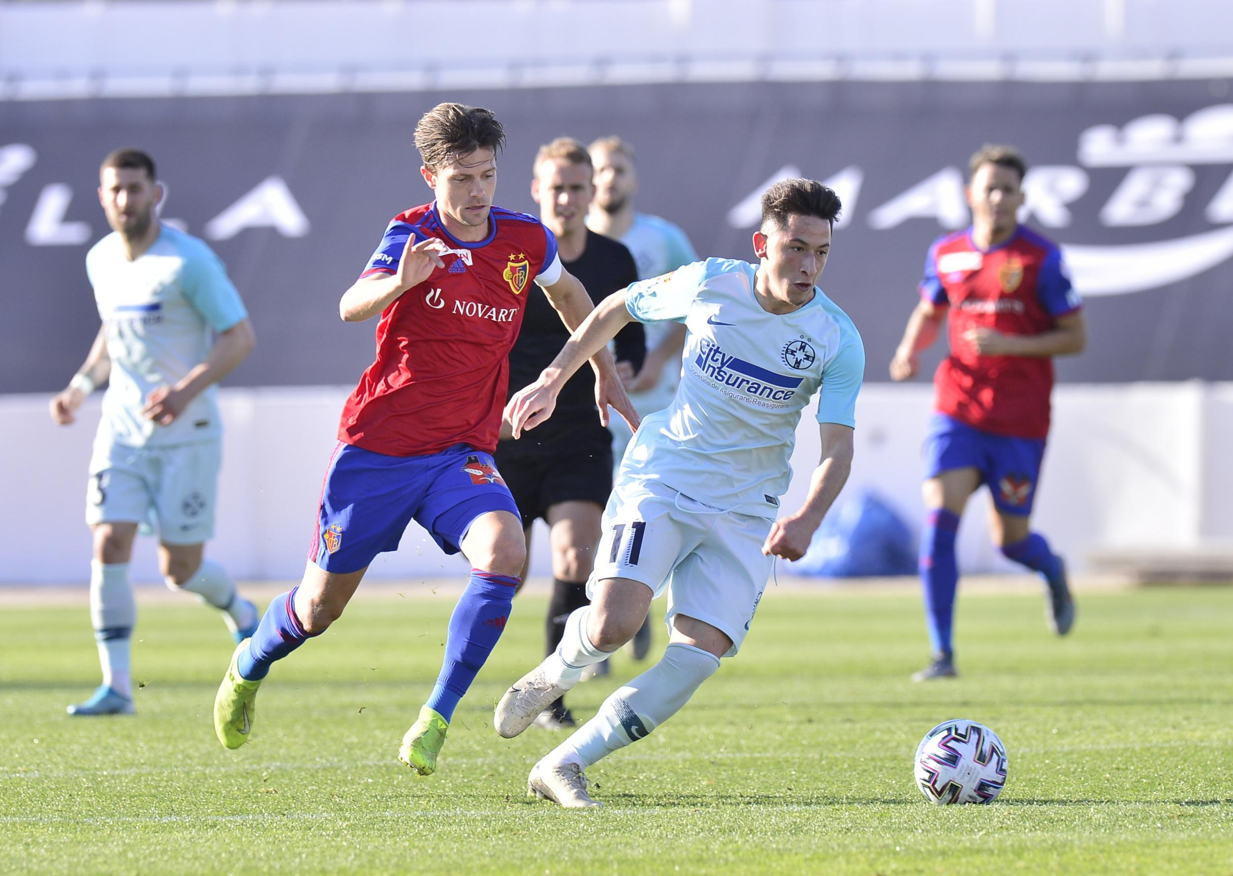 FCSB - FC BASEL 0-1