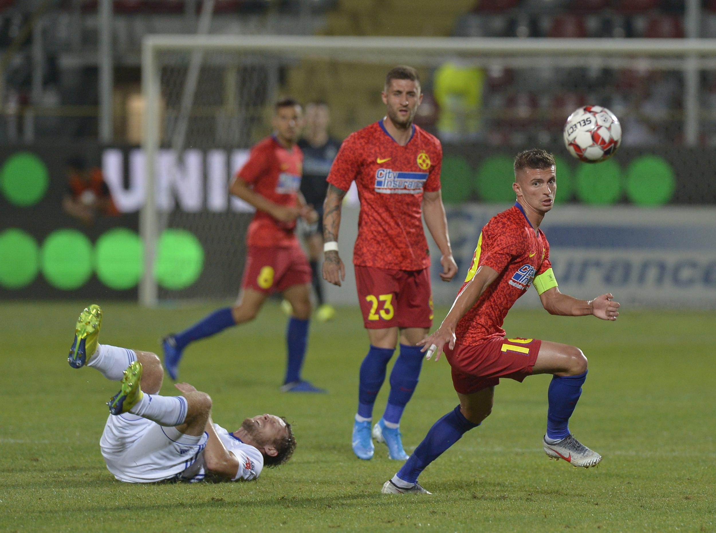 FCSB - FK MLADA BOLESLAV 0-0