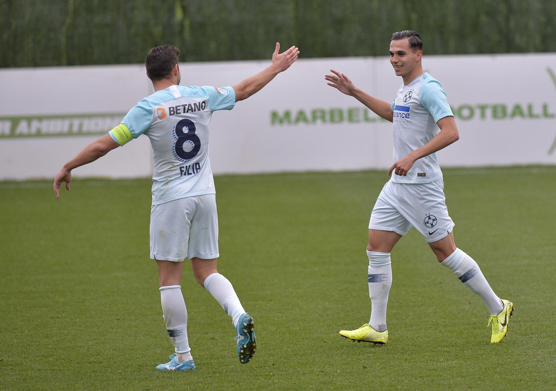 FCSB - FC LOKOMOTIV 3-3