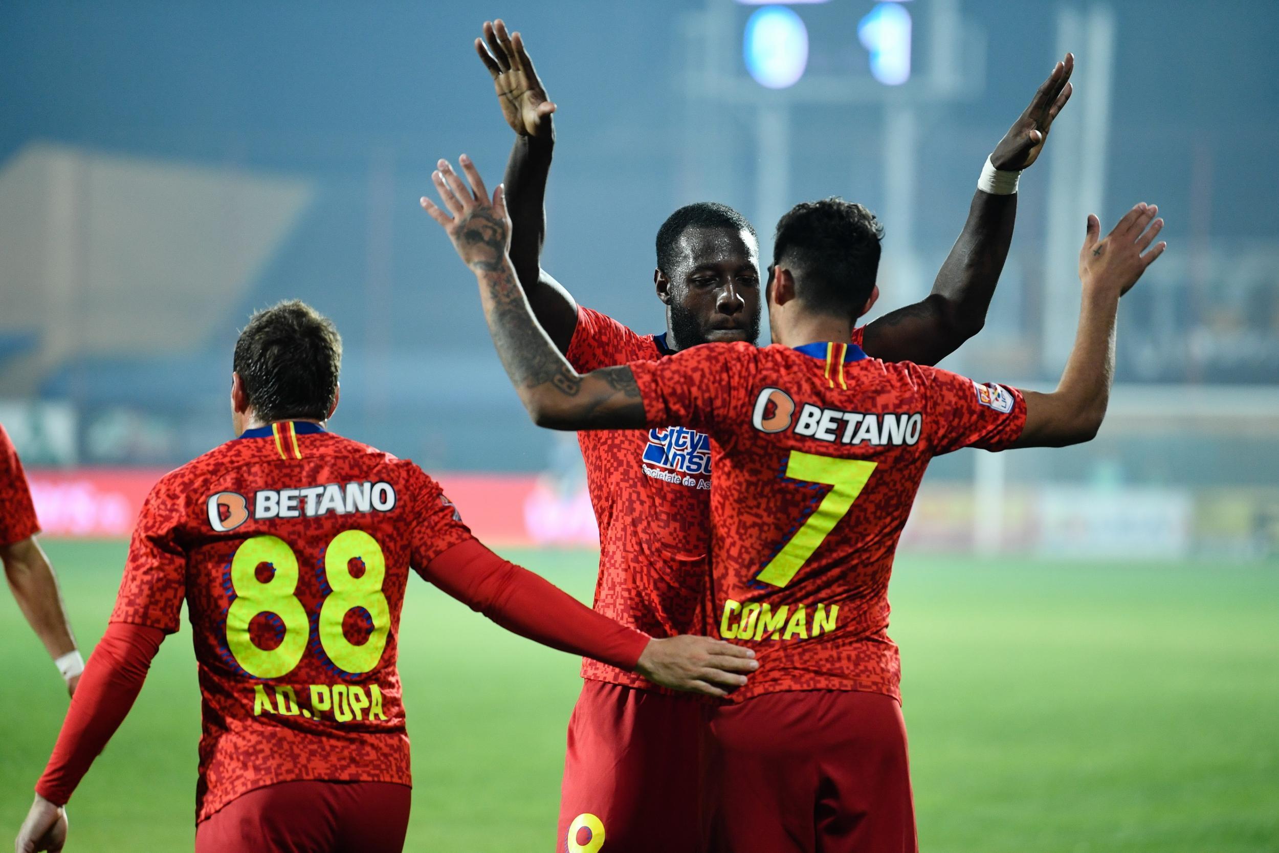 FC HERMANNSTADT - FCSB 0-4