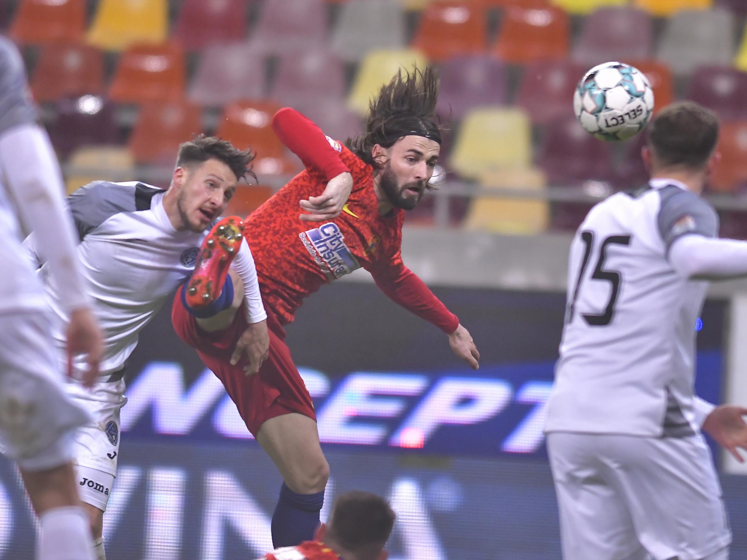 FCSB - ACADEMICA CLINCENI 0-1