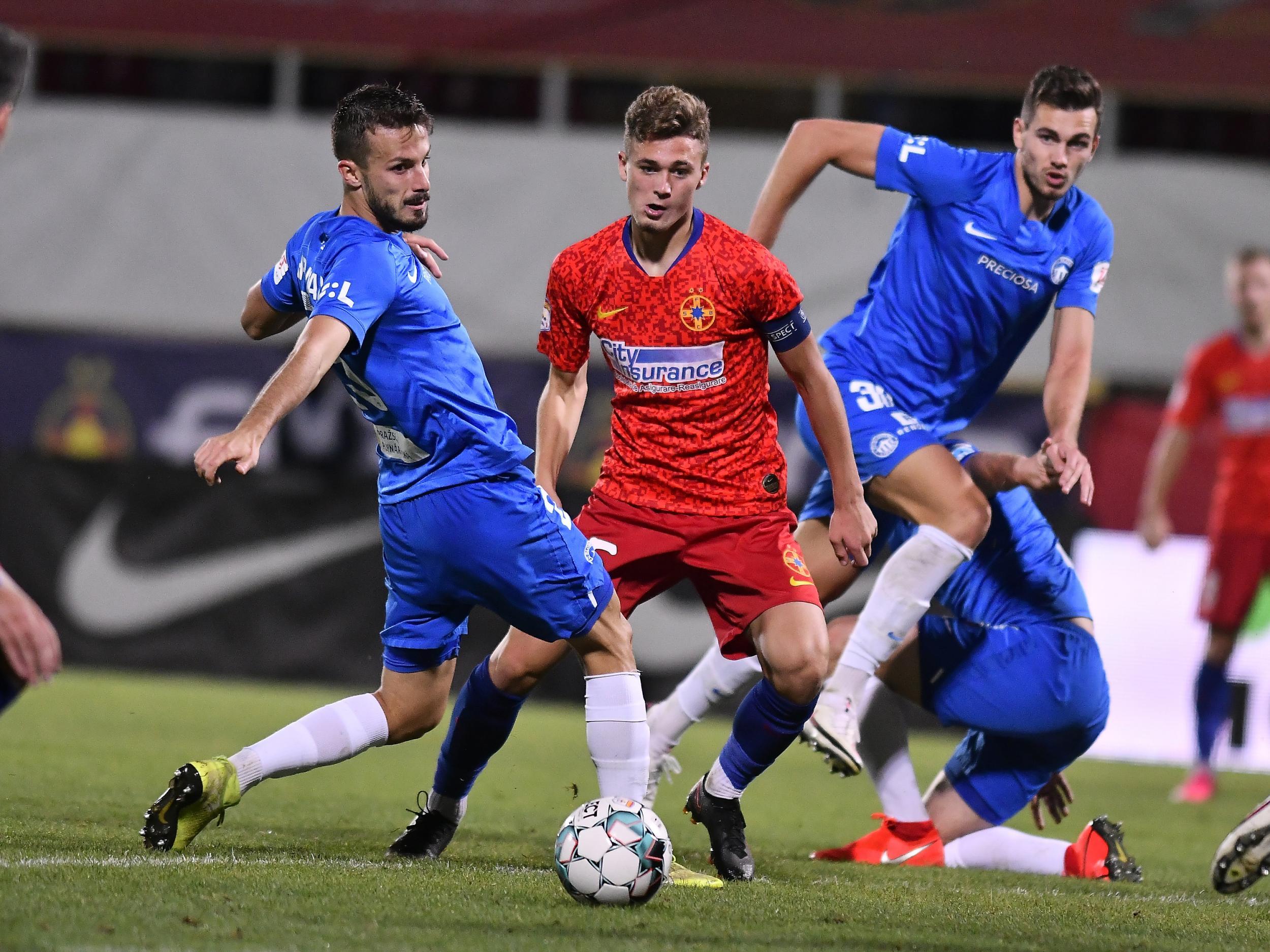 FCSB - SLOVAN LIBEREC 0-2