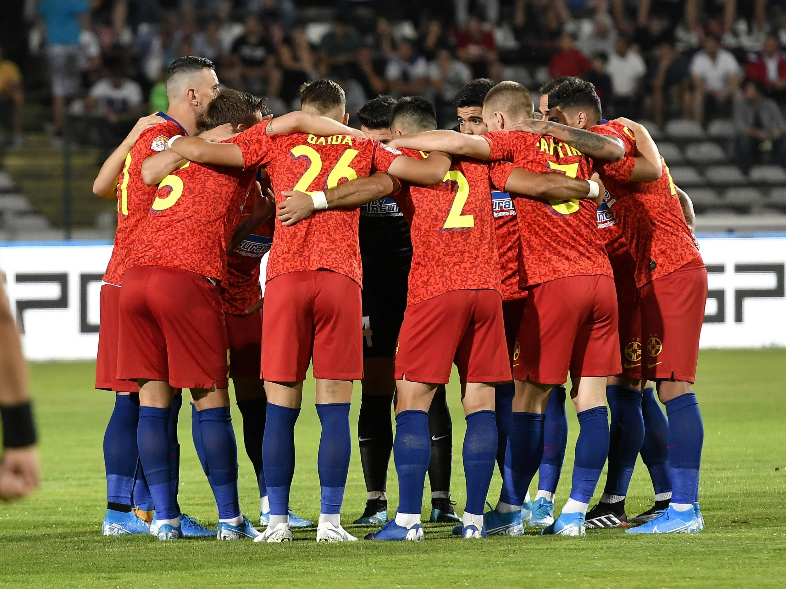FCSB - FC VIITORUL 2-1