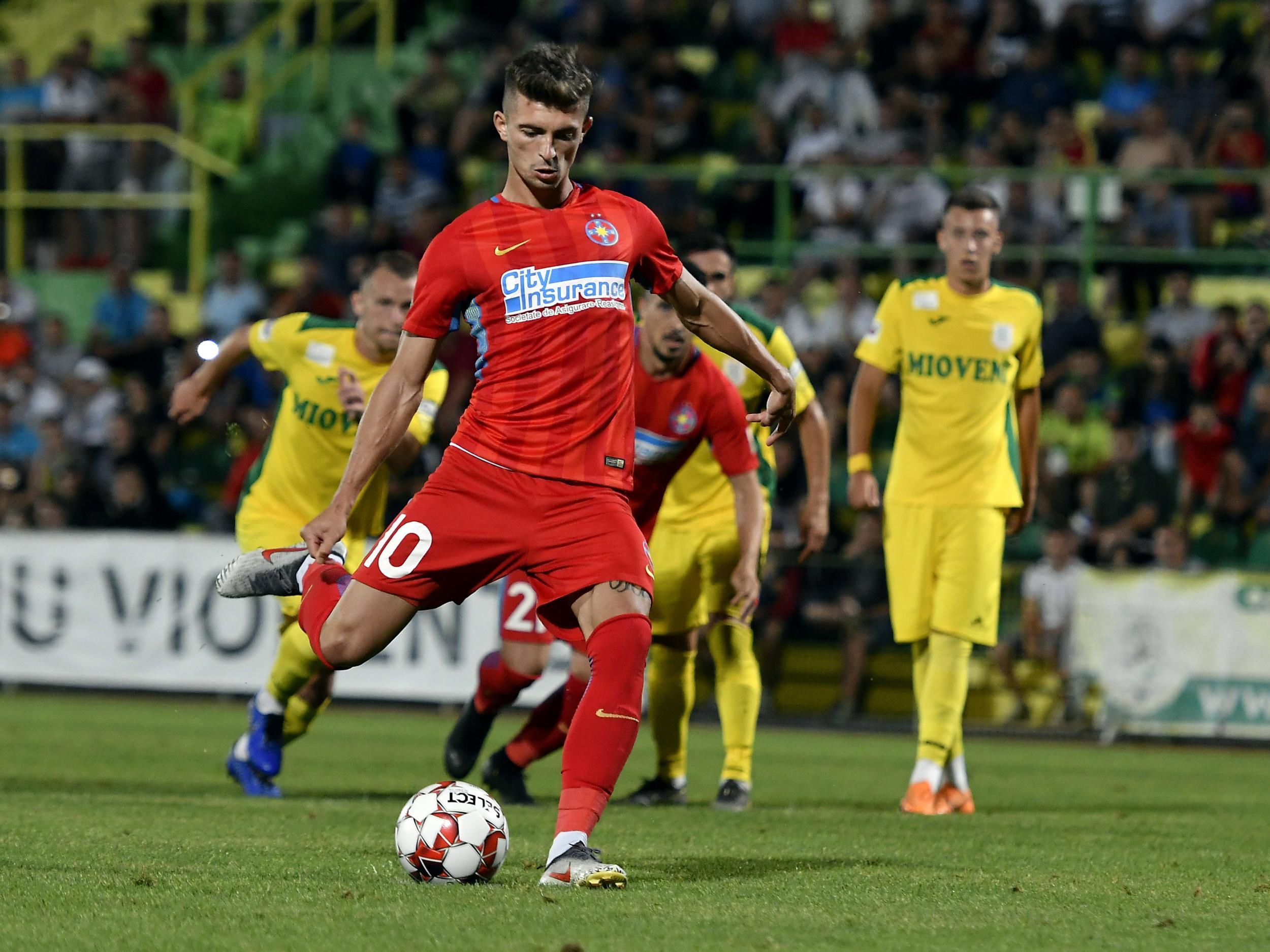 CS MIOVENI - FCSB 0-1