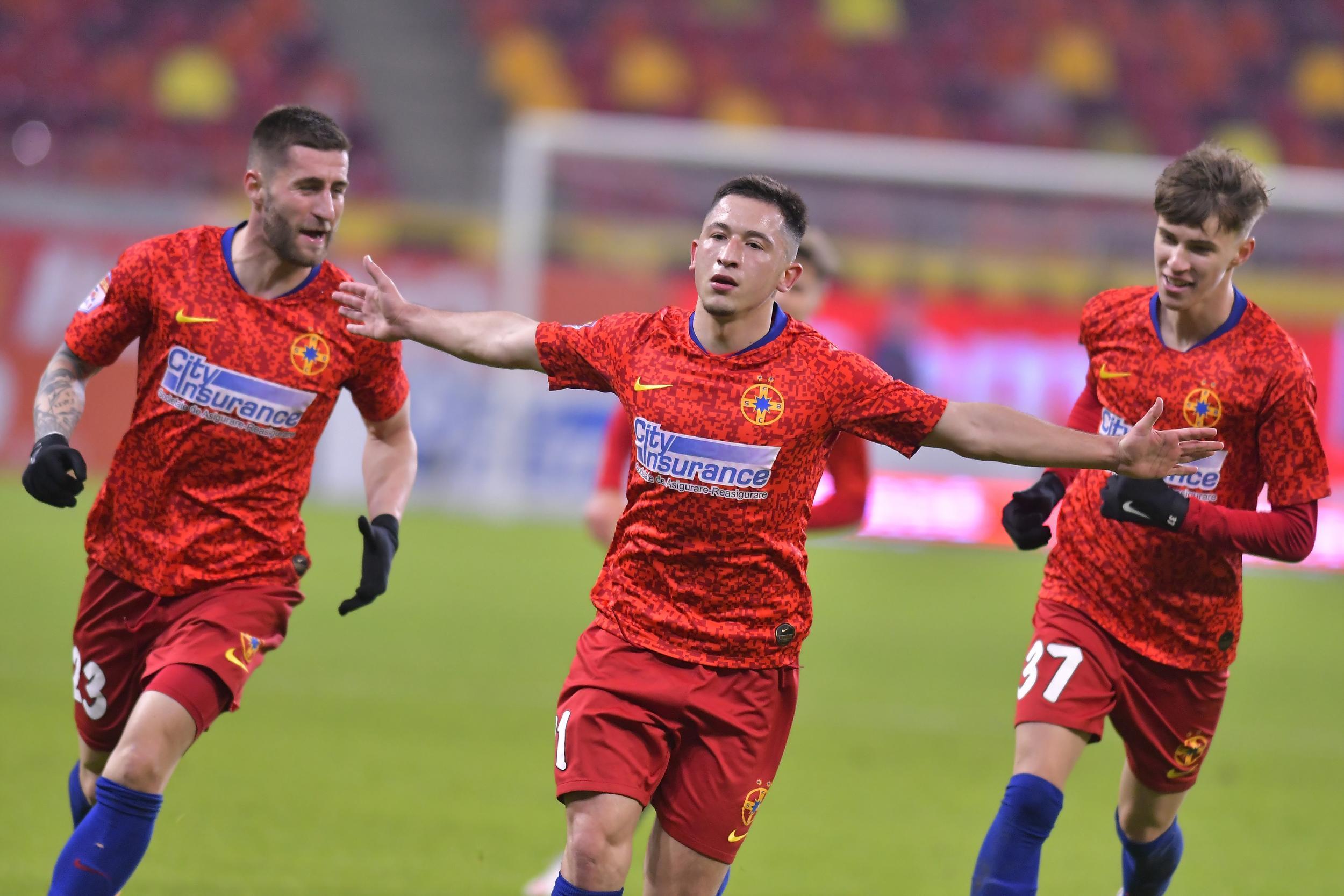 FCSB - POLI IAȘI 3-1