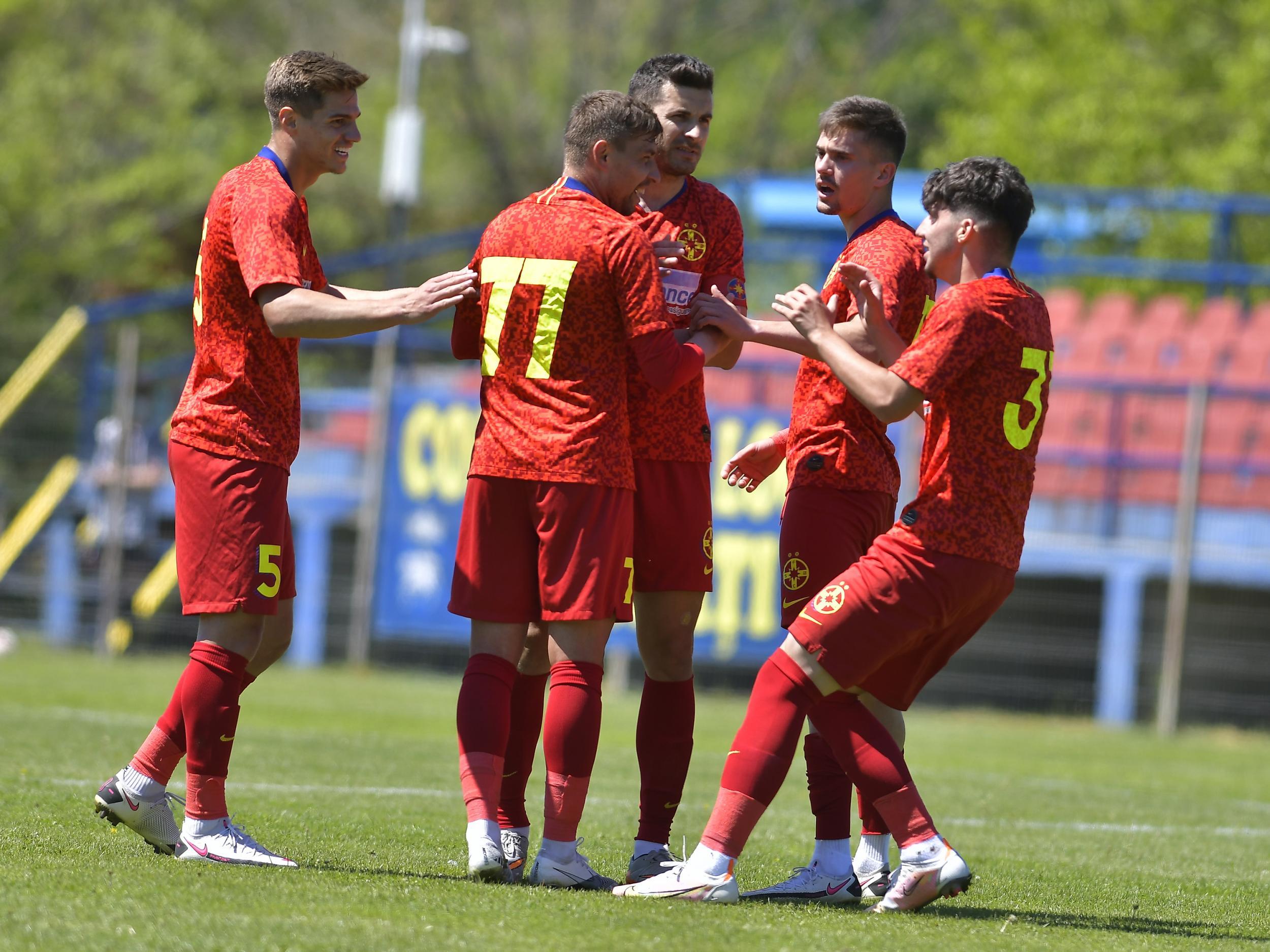 CS AFUMAȚI - FCSB 2 0-1