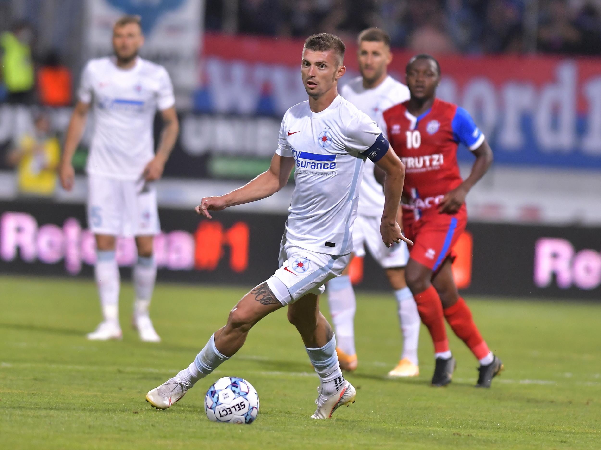 FC BOTOȘANI - FCSB 0-0