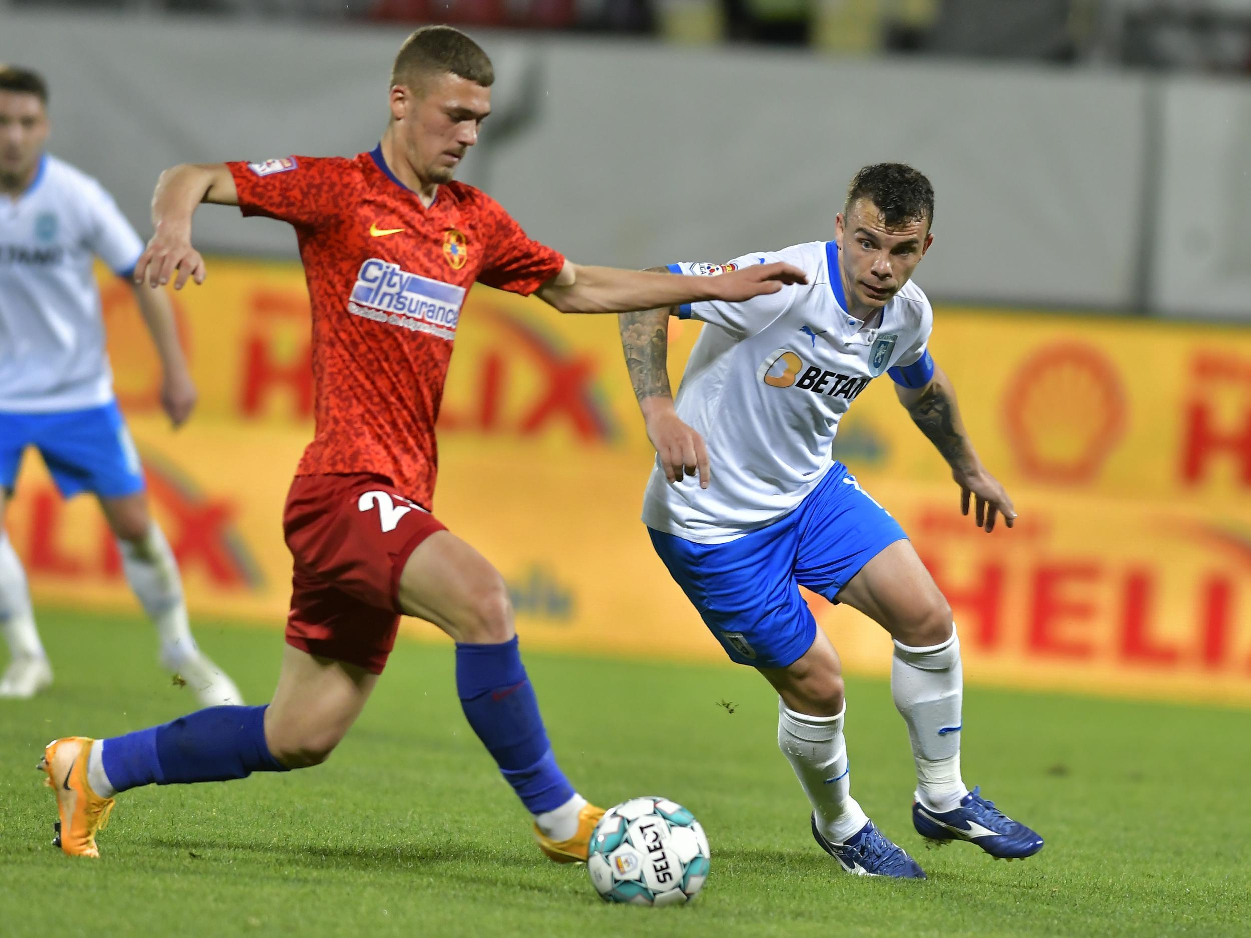 FCSB - CRAIOVA 0-1