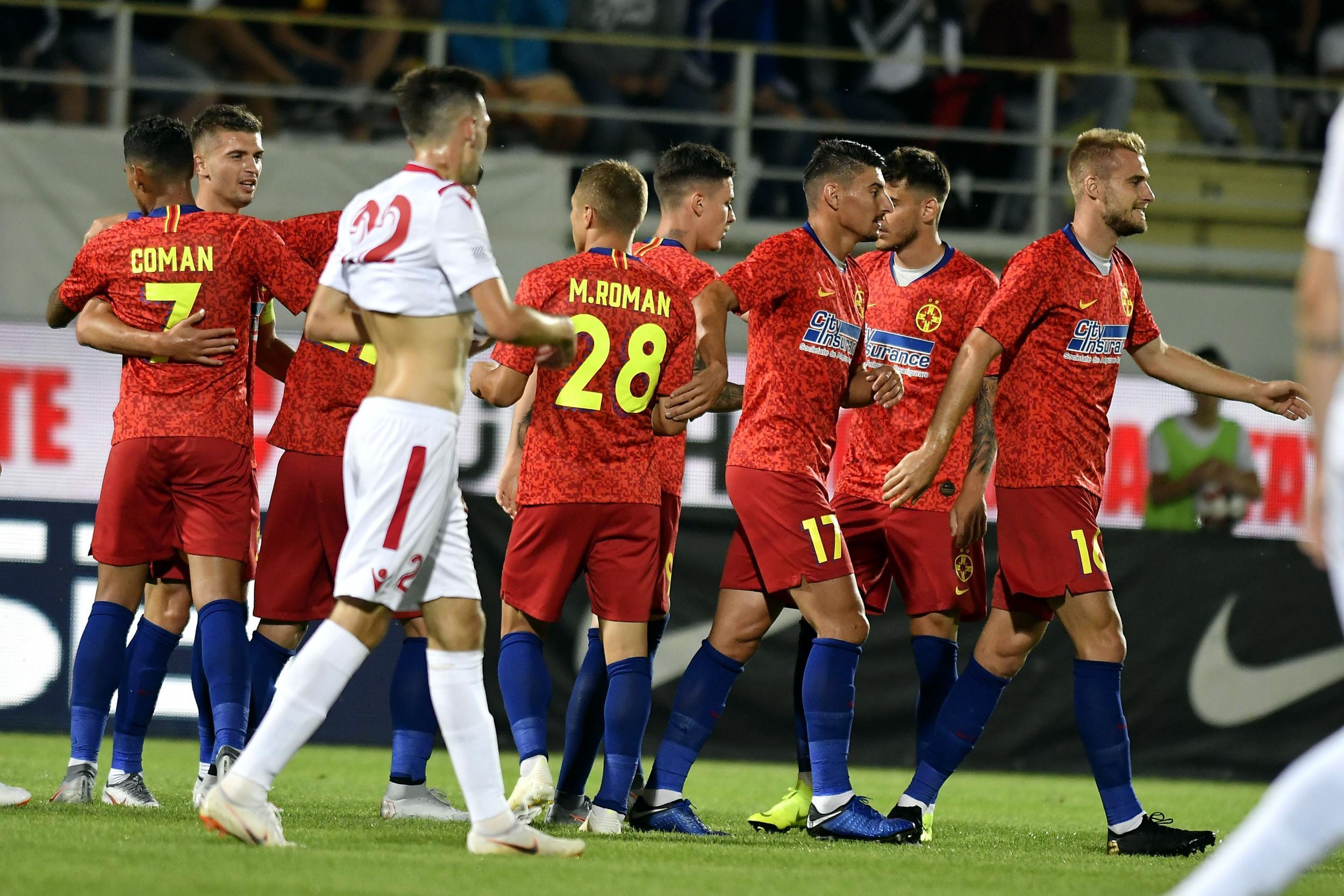FCSB - FC MILSAMI 2-0
