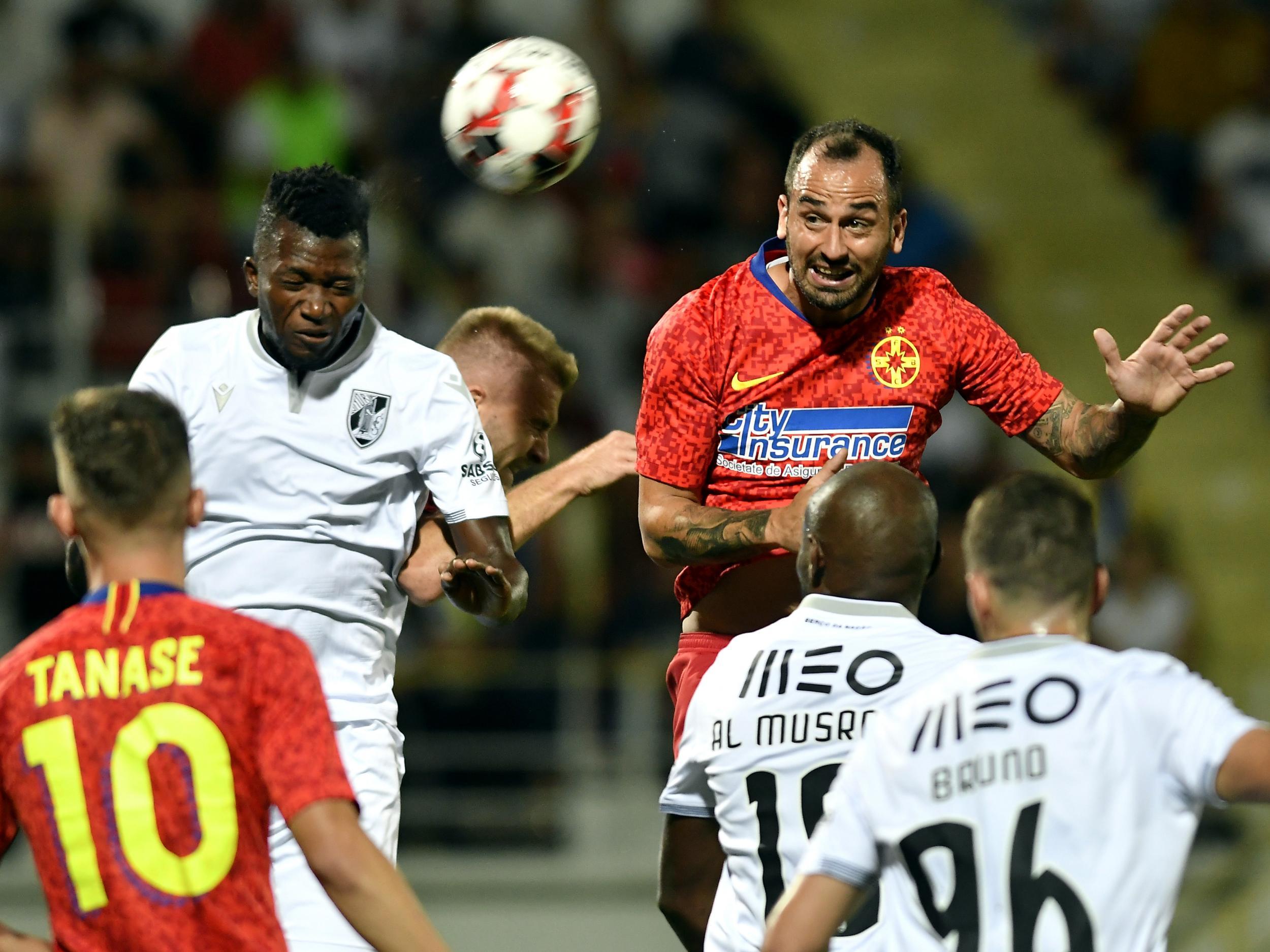 FCSB - VITORIA SC 0-0