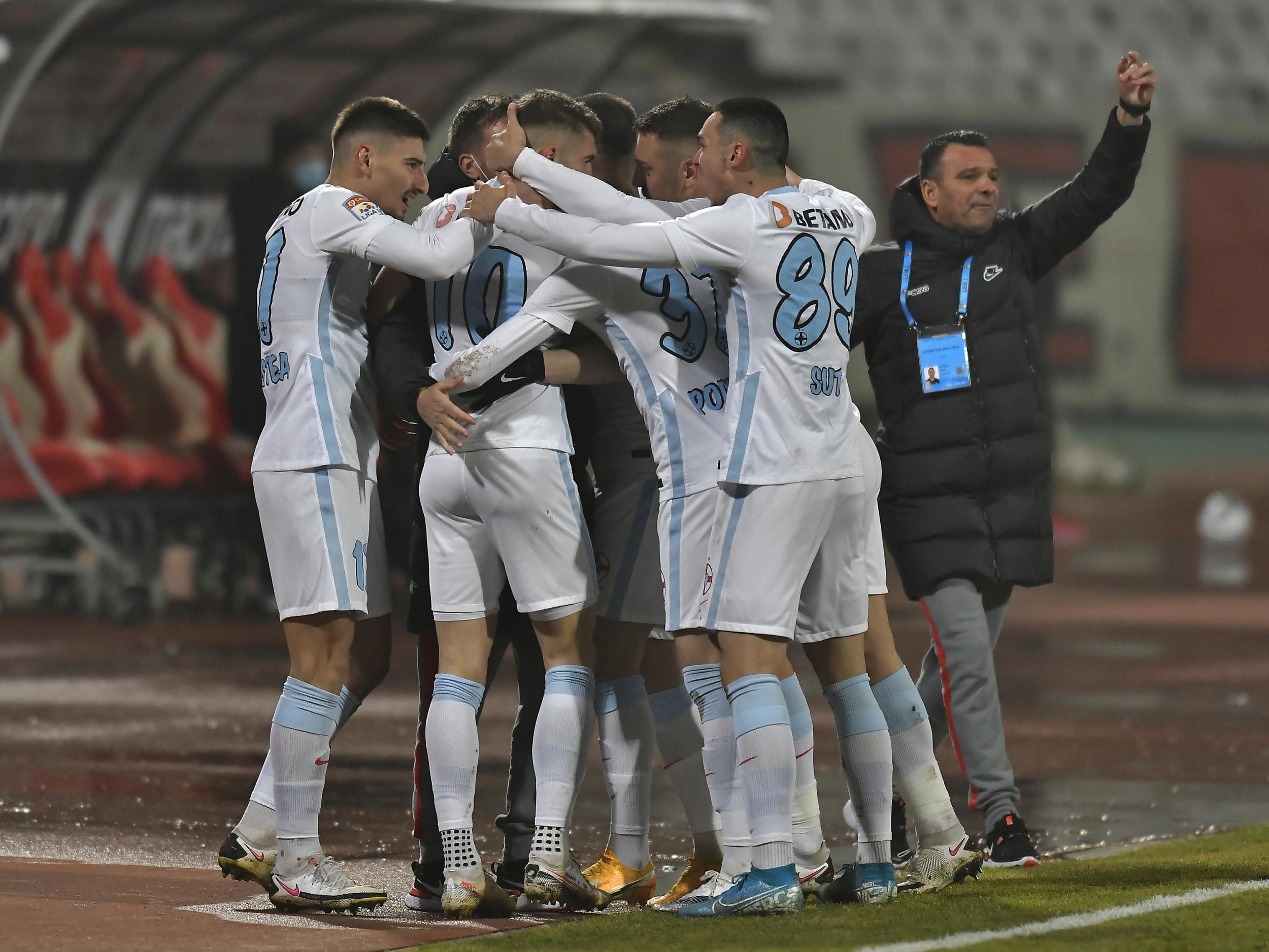 DINAMO - FCSB 0-1