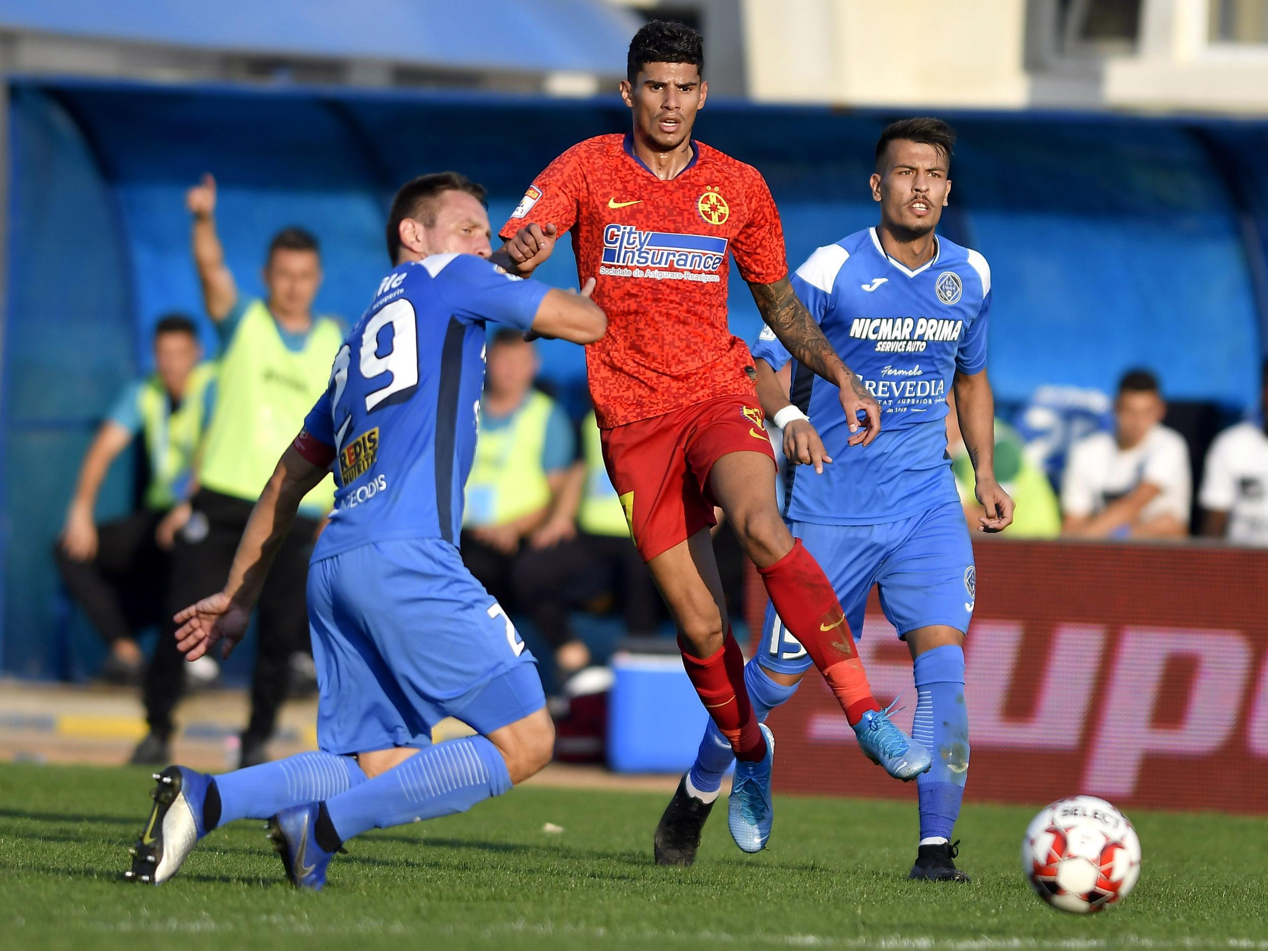 ACADEMICA CLINCENI - FCSB 0-3