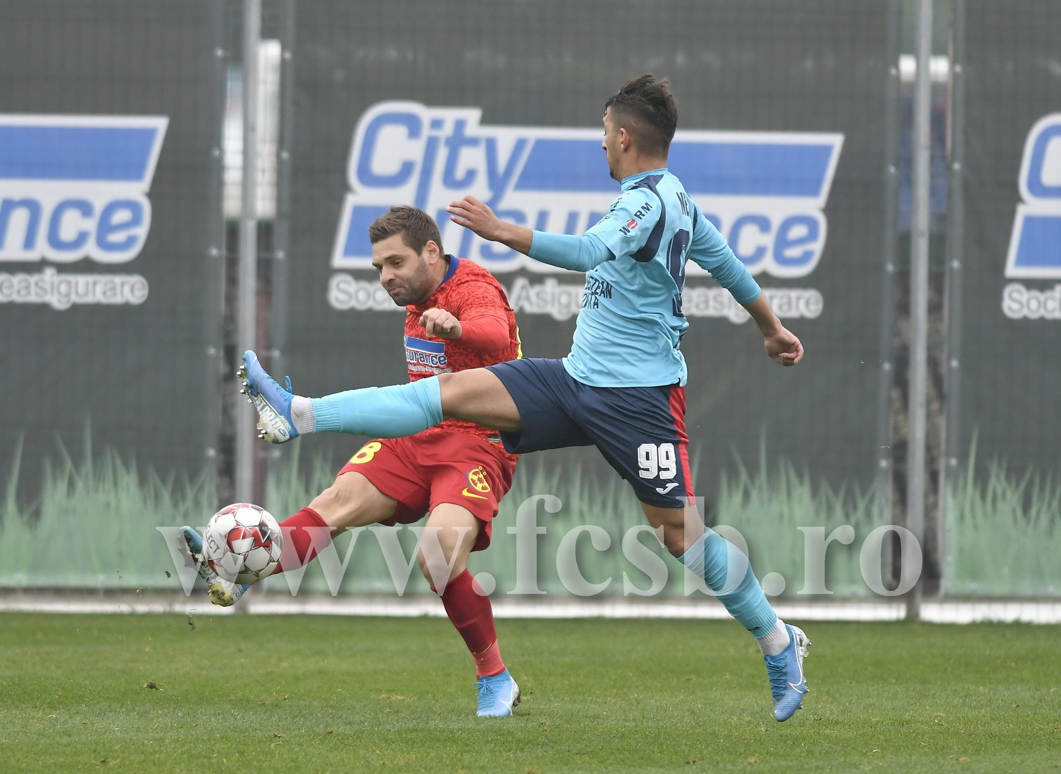 FCSB - CHINDIA 3-6