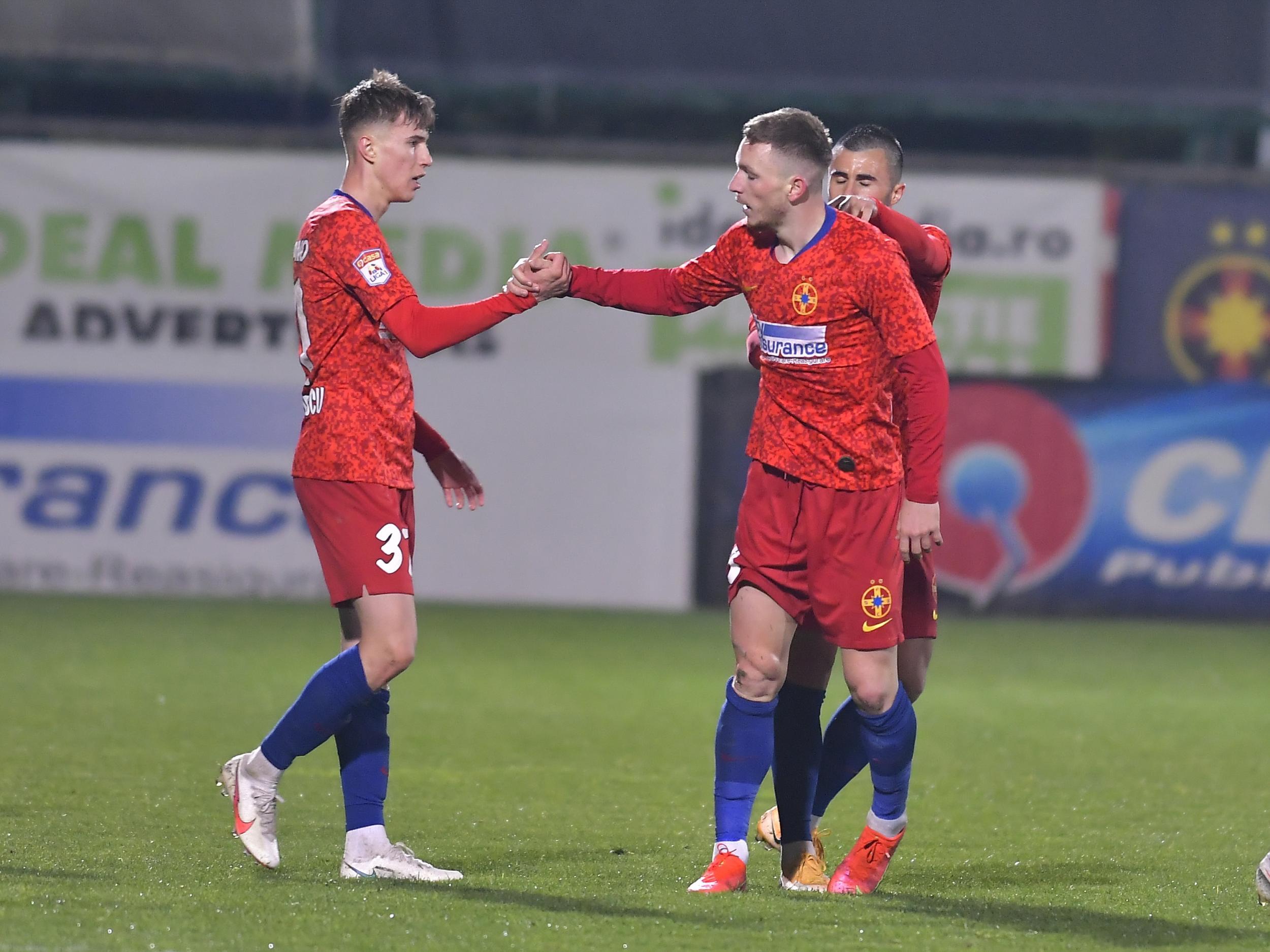 FCSB - FC BOTOȘANI 2-1