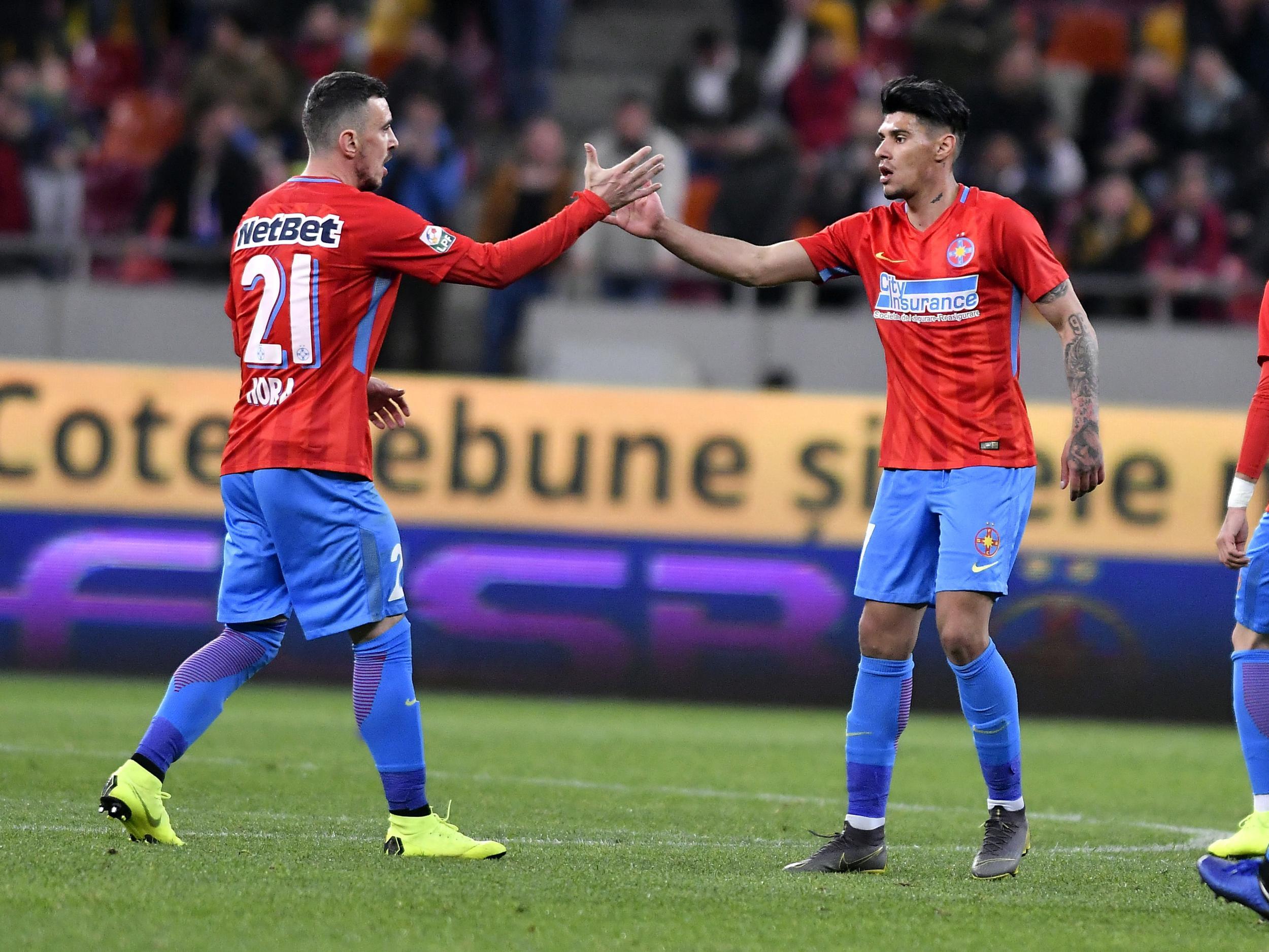 FCSB - FC VIITORUL 1-2