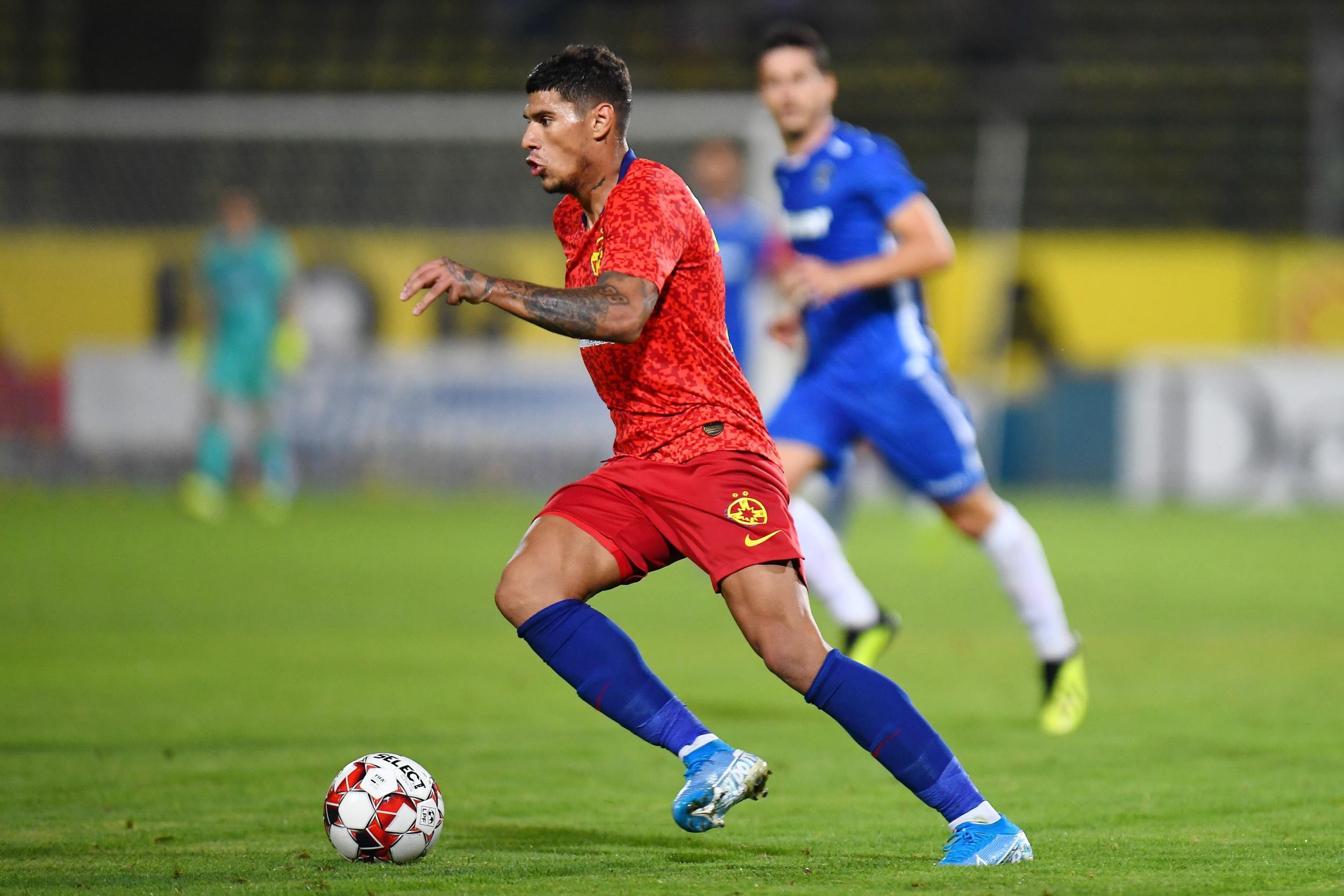 FCSB - FC VOLUNTARI 1-3