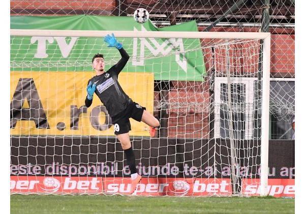 FC VOLUNTARI - FCSB 2-1