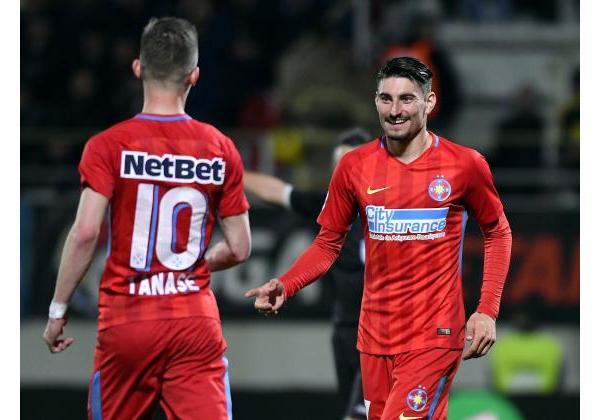 AFC ASTRA - FCSB 0-2
