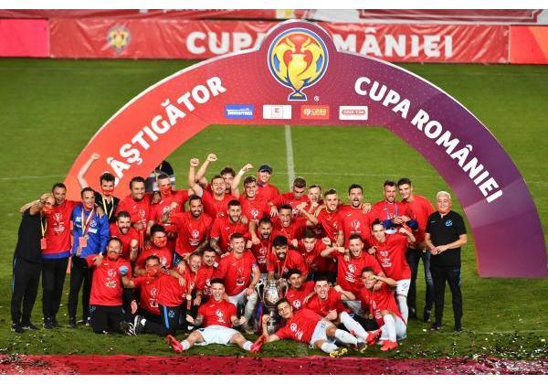 Cupa României este a noastră!
