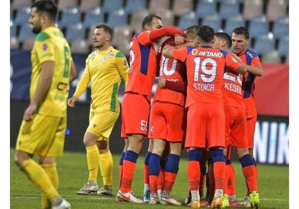 FCSB - CS MIOVENI 3-0
