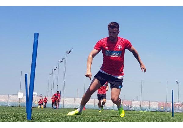Training session - June 13th 2019