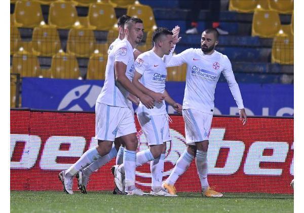 ACADEMICA CLINCENI - FCSB 0-2