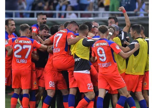 FCSB - DINAMO 6-0