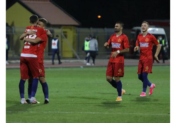 FK TSC - FCSB 6-6 (10-11)
