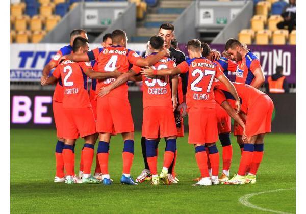CHINDIA - FCSB 0-1