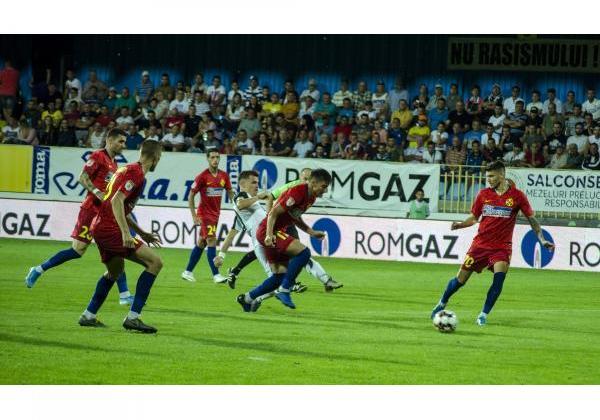 GAZ METAN - FCSB 4-0