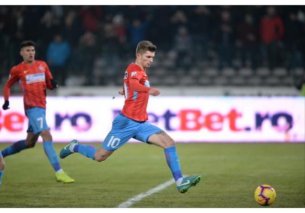 FCSB - FC VIITORUL 2-0