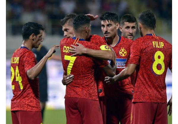 FCSB - FC ALASHKERT 2-3