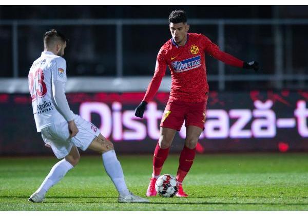 FC HERMANNSTADT - FCSB 1-2