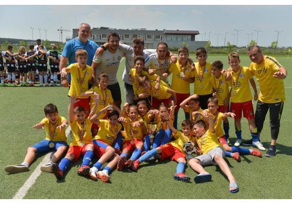 FCSB U11, Campioana României!