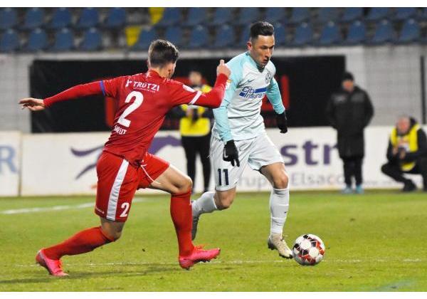 FC BOTOȘANI - FCSB 2-2