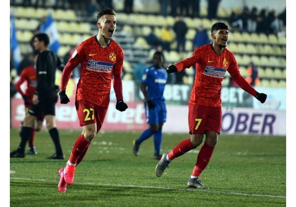 FC VOLUNTARI - FCSB 1-2