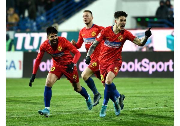 POLI IAȘI - FCSB 1-2
