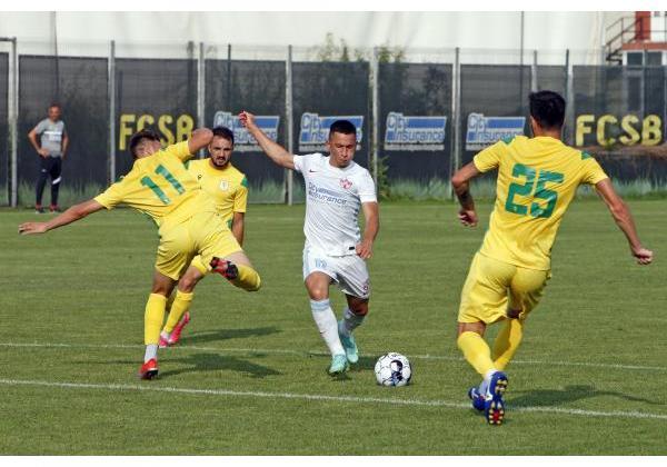 FCSB - CS MIOVENI 1-0