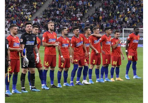 FCSB - CFR CLUJ 0-0