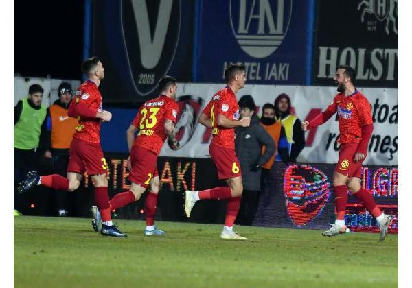 FC VIITORUL - FCSB 0-2