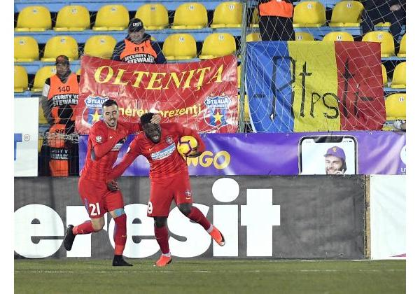 FC VOLUNTARI - FCSB 2-2