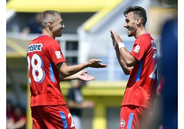 FCSB - FC VIITORUL 3-3