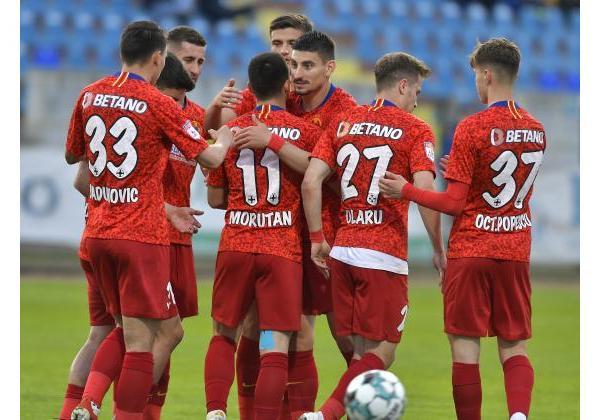 BOTOȘANI-FCSB 1-3
