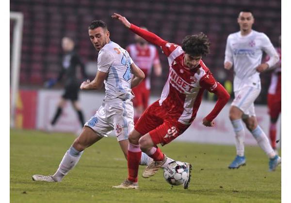 DINAMO - FCSB 1-0