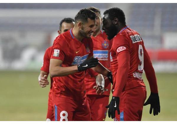 FC BOTOȘANI - FCSB 1-3