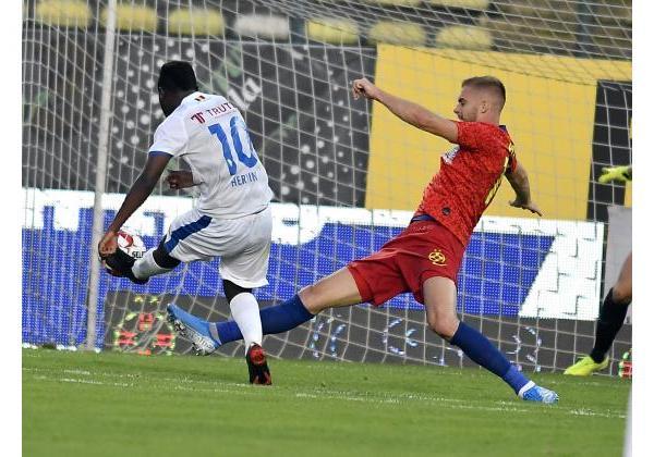 FCSB - FC BOTOȘANI 0-2