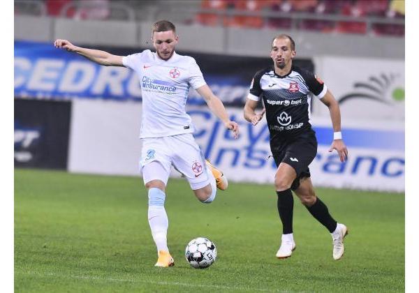 FCSB - HERMANNSTADT 5-0