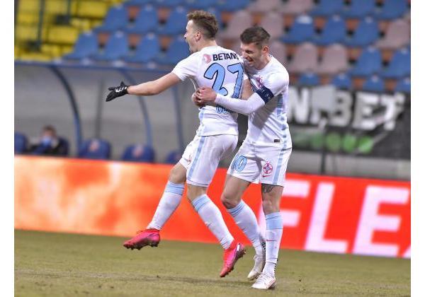 BOTOȘANI-FCSB 0-2